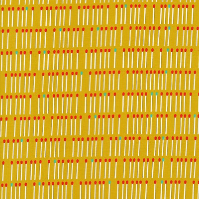 Moonlit 1903-001 Yellow Meet Your Match by Cotton + Steel