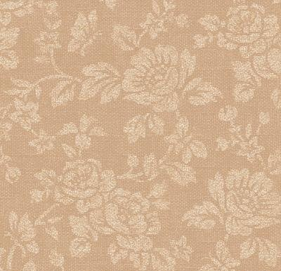 With All My Heart 24809 Tan Damask by Red Rooster