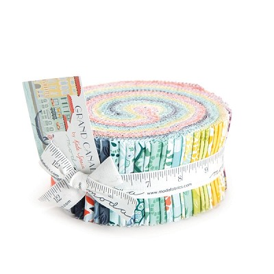 Grand Canal Jelly Roll by Kate Spain for Moda