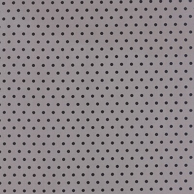 Spooky Delight 2905-19 Ash Grey Dots by Moda