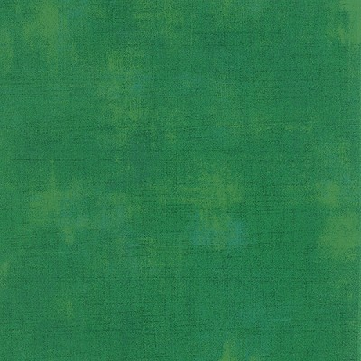 Grunge Basics 30150-232 Kelly Green by Basic Grey for Moda