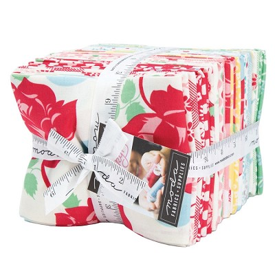 Cheeky 28 Fat Quarter Bundle by Urban Chiks for Moda