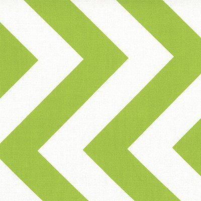 Half Moon Modern 32349-19 Lime Big Zig Zag by Moda