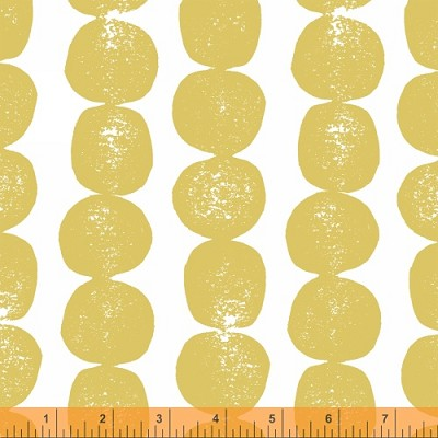 Mormor 37117-5 Yellow Bergen by Lotta Jansdotter for Windham EOB
