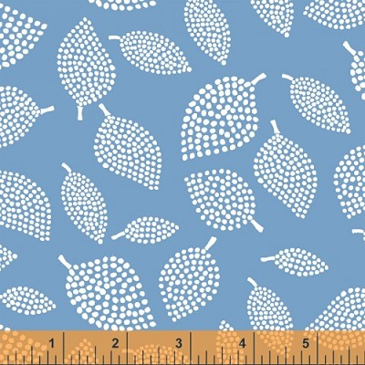Mormor 37119-9 Sky Nopp by Lotta Jansdotter for Windham EOB