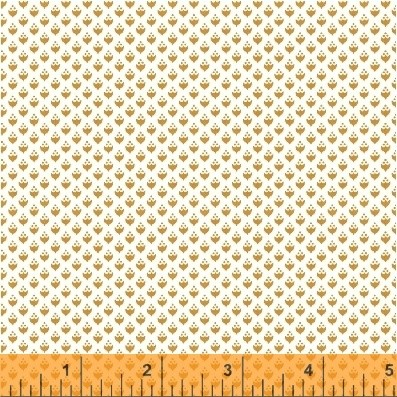 Modern Country 40723-4 Cheddar Dotted Diamonds by Windham