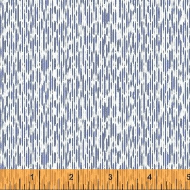 Modern Country 40729-2 Periwinkle Ikat by Windham