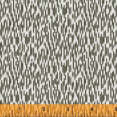 Modern Country 40729-6 Charcoal Ikat by Windham