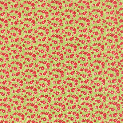 Little Ruby 55138-14 Green Little Rosie by Bonnie & Camille for Moda
