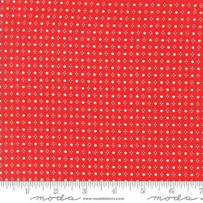 Handmade 55143-11 Red Spots by Bonnie & Camille for Moda