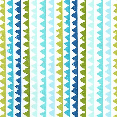 Zipper Stripe CX7022 Aqua by Michael Miller