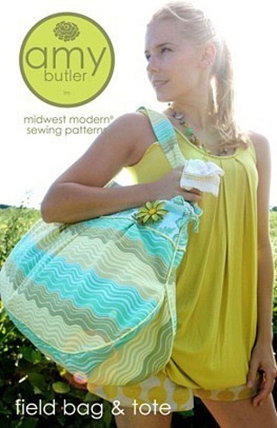 Amy Butler Field Bag & Tote Pattern