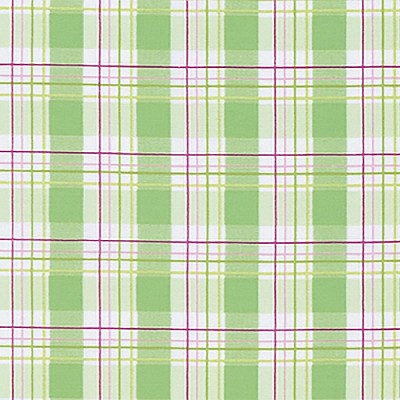 Zoey's Garden PWTW120 Green Faux Plaid by Tanya Whelan for Free Spirit