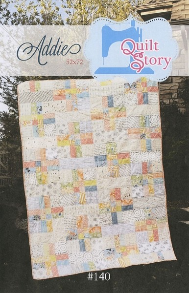 Addie Quilt Pattern by Quilt Story