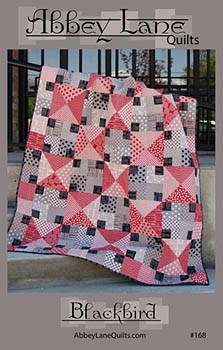 Blackbird Quilt Pattern by Abbey Lane Quilts