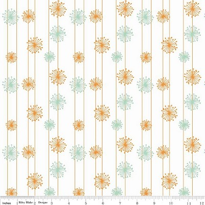 Good Natured C4084 Multi Dandelion by Marin Sutton for Riley Blake