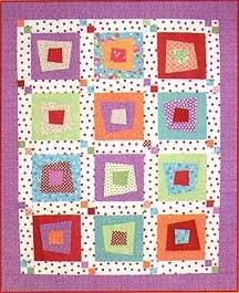 Cracker Snackers Quilt Pattern by Quilt Soup