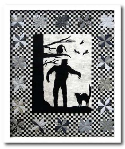 Creature Features Quilt Pattern by Thimblecreek Quilts
