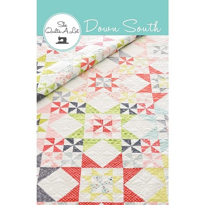 Down South Quilt Pattern by She Quilts A Lot