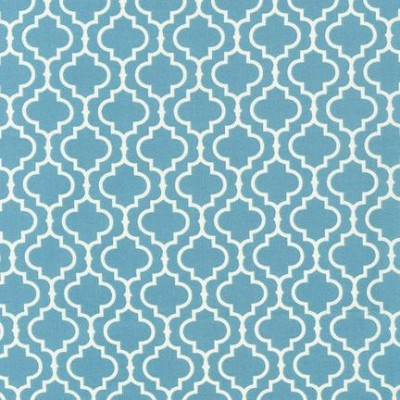 Metro Living 11018-68 Dusty Blue Tiles by Robert Kaufman EOB