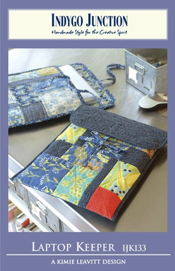 Laptop Keeper Pattern by Indygo Junction