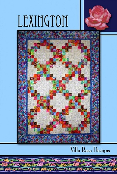 Lexington Quilt Pattern Villa Rosa Designs