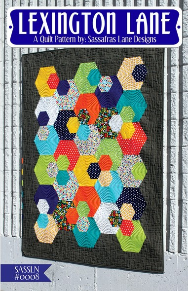Lexington Lane Quilt Pattern by Sassafras Lane