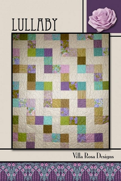 Lullaby Quilt Pattern by Villa Rosa Designs