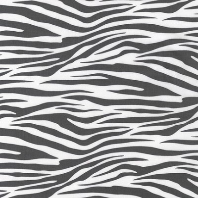 Metro Living EIP-11175-12 Grey Zebra by Robert Kaufman