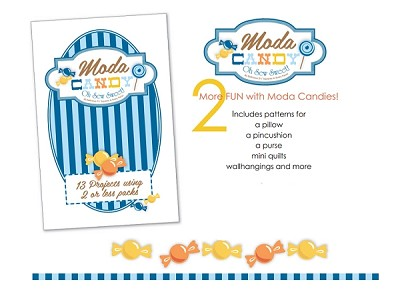 Moda Candy 2 Booklet by Moda Bakeshop