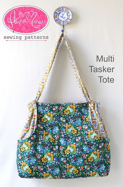 Multi-Tasker Tote Pattern by Anna Maria Horner