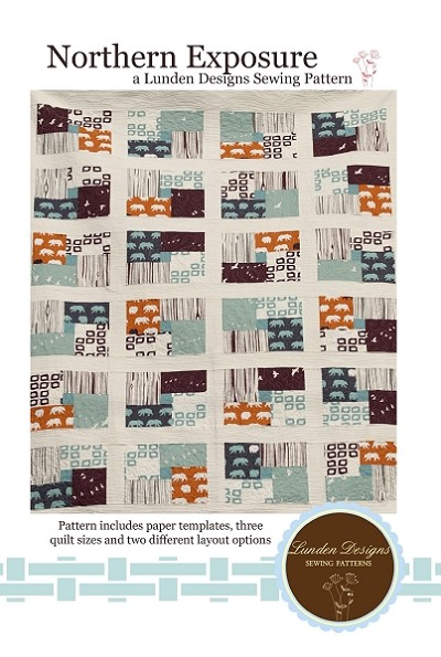 Northern Exposure Quilt Pattern by Lunden Designs