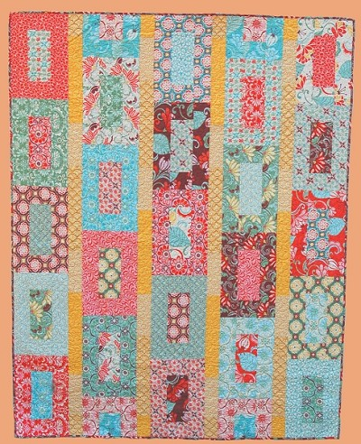 Penny Lane Quilt Pattern by Abbey Lane Quilts