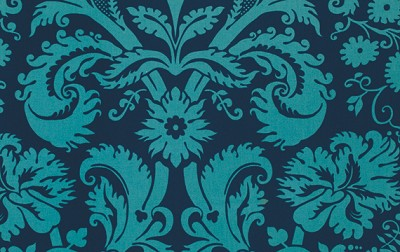 Belle PWAB109 Teal Acanthus by Amy Butler for Westminster