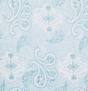 Vintage PWAT091 Teal Sweet Confection by Annette Tatum for Free Spirit