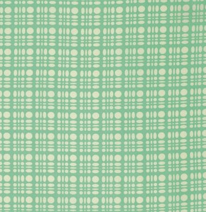 Clementine PWHB058 Turquoise Dot Weave by Free Spirit