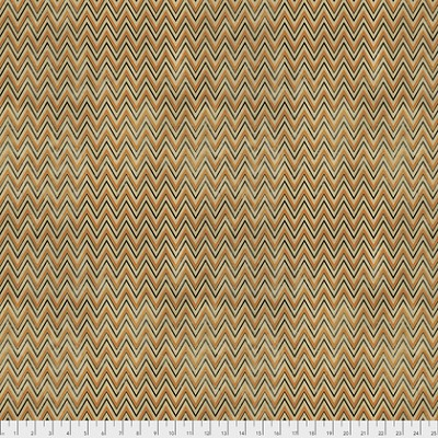 Materialize PWTH079-8 Orange Zig Zag by Tim Holtz for Coats