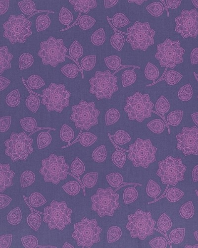 Eden PWTP074 Amethyst Henna by Tula Pink for Free Spirit