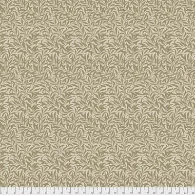 Merton PWWM011 Taupe Willow Boughs by Morris & Co for Free Spirit