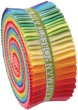 Kona Cotton Roll Up in New Bright by Robert Kaufman