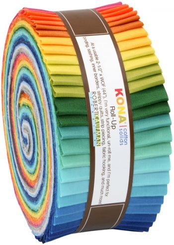 Kona Cotton Roll Up in Summer for Robert Kaufman