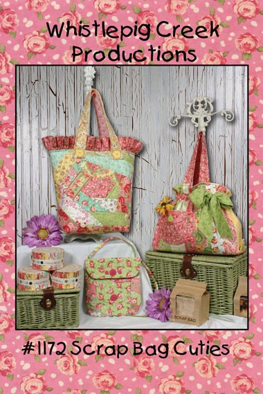 Scrap Bag Cuties Pattern by Whistlepig Creek