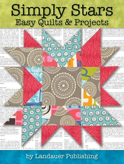 Simply Stars Quilt Pattern Book by Landauer Publishing