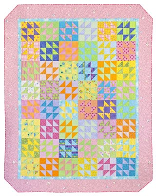 Spring Fling Quilt Pattern by Me & My Sister