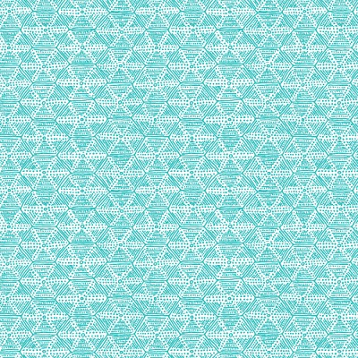 Biology Organic 1260-03 Turquoise Structure by Cloud 9
