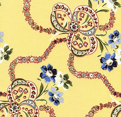 Summer Cottage 25179 Yellow by Gerri Robinson for Red Rooster EOB
