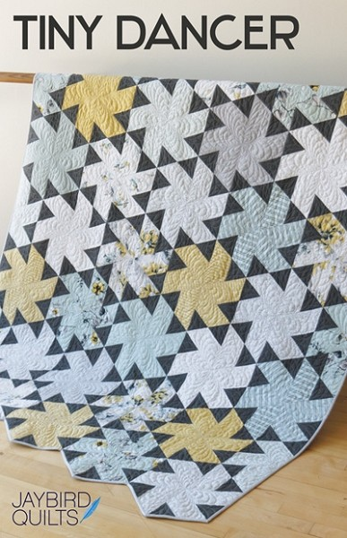 Tiny Dancer Quilt Pattern by Jaybird Quilts